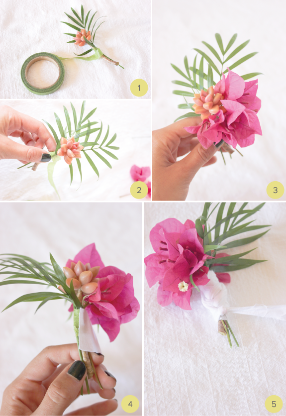 tropical-boutonniere-diy-2