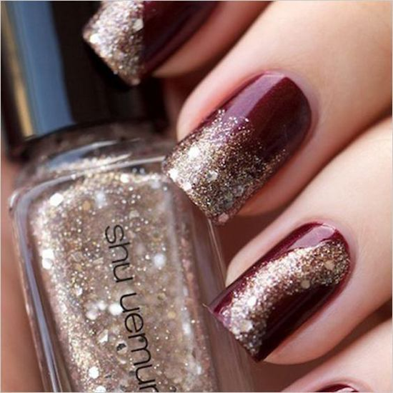 nude-glitter-wedding-nails-for-brides-24-24