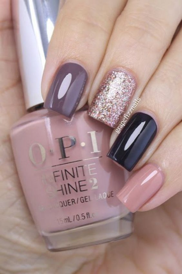 nude-glitter-wedding-nails-for-brides-46-32
