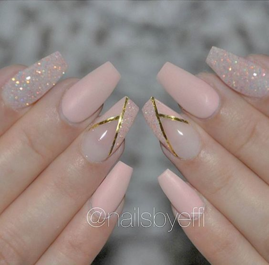 nude-glitter-wedding-nails-for-brides-56-42