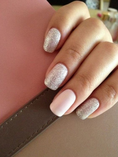 nude-glitter-wedding-nails-for-brides-58-43