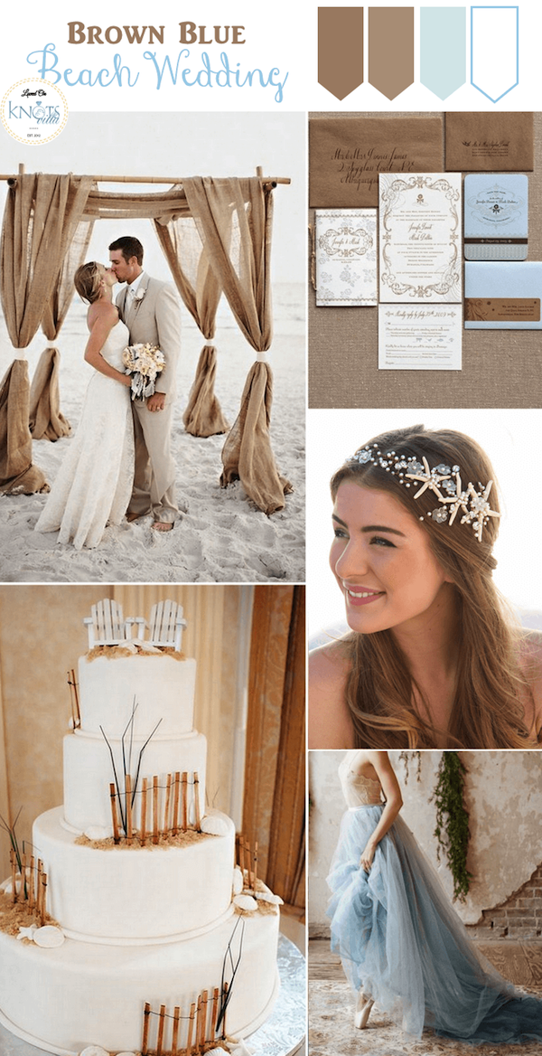 Brown-Blue-Beach-Wedding-Inspiration-1