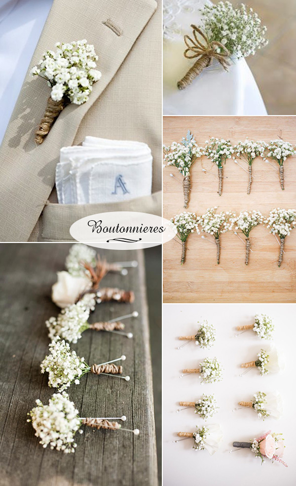 babys-breath-boutonnieres-for-rustic-wedding-ideas