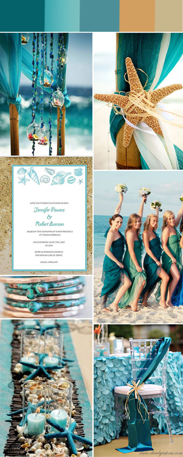 turquoise-and-starfish-beach-wedding-ideas-and-blue-beach-wedding-invitations