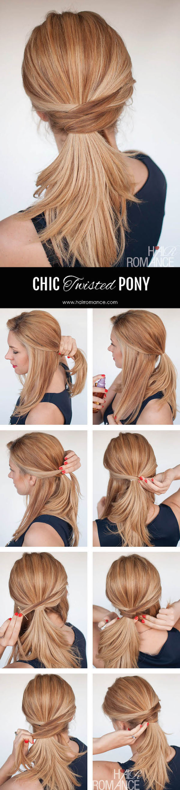 Hair-Romance-The-chic-twisted-ponytail-tutorial