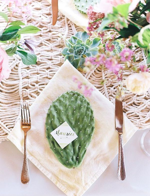 cactus-place-setting-ideas