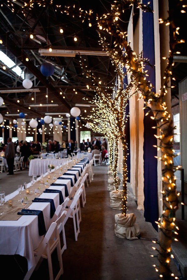 lighted-trees-for-wedding-reception